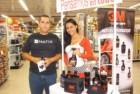 Promoción de Productos 3M en Tiendas Novey